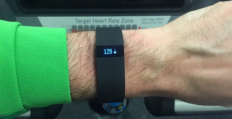 You can get your Fitbit Charge in plain black, if you feel teal or mauve are not your colors! Fitbit Charge HR Wireless Activity Wristband Review