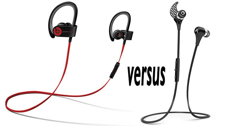 Deciding between Beats by Dr. Dre Powerbeats2 vs Jaybird X2 Headphones is difficult - both have a lot to offer.