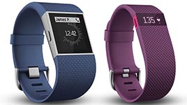 Compare the world's most popular Fitbits - Fitbit Charge HR vs. Surge