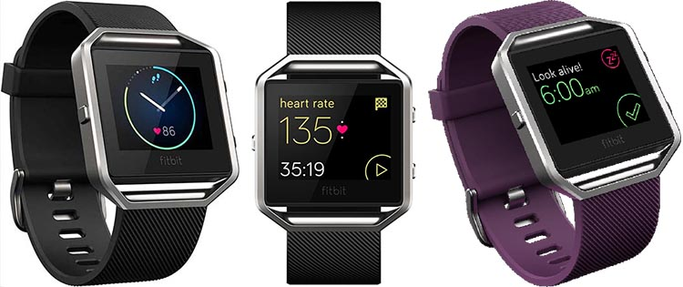 You don't need to ever get bored with your Fitbit Blaze. With so many different functions and faces, plus a range of bands, it has many different looks. Fitbit Blaze review